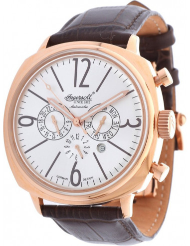 Chic Time   Montre Homme Ingersoll IN2818RSL Marron    Prix : 199,00€