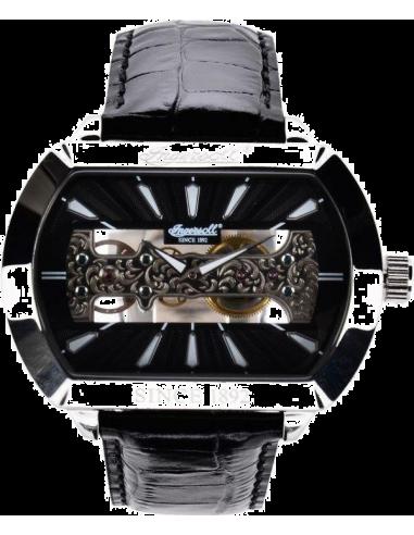 Chic Time | Montre Homme Ingersoll Classic IN7907BK Noir  | Prix : 199,00€