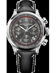 Chic Time | Montre Homme Baume & Mercier Capeland MOA10003 Noir  | Prix : 3,790.00
