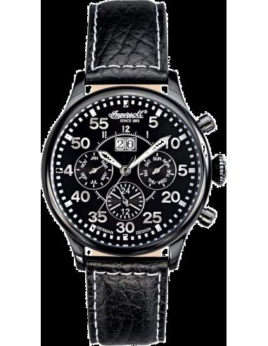 Chic Time | Montre Homme Ingersoll IN1824BBK Noir  | Prix : 179,00€