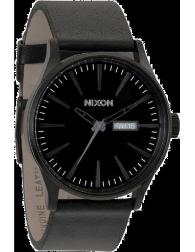 Chic Time   Montre Homme Nixon Sentry A105-001 Noir    Prix : 170,00€