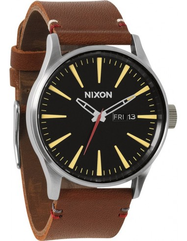 Chic Time | Montre Homme Nixon Sentry A105-019 Marron  | Prix : 170,00€