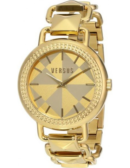 Chic Time | Montre Femme Versus by Versace SOA040014 Or  | Prix : 269,00€