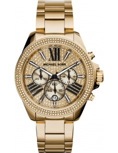 Chic Time | Montre Femme Michael Kors MK6095 Or  | Prix : 318,75 €