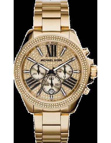 Chic Time | Montre Femme Michael Kors MK6095 Or  | Prix : 318,75€