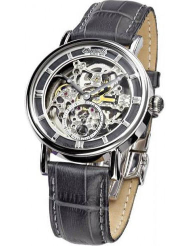 Chic Time   Montre Homme Ingersoll Classic IN1918SL Noir    Prix : 379,00€