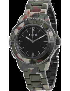Chic Time | Montre Femme Versus by Versace Tokyo SOF030014 Vert  | Prix : 269,00€