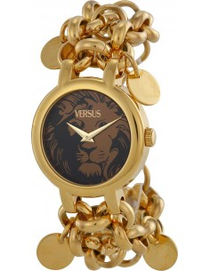 Chic Time   Montre Femme Versus by Versace SGO050013 Or    Prix : 289,00€