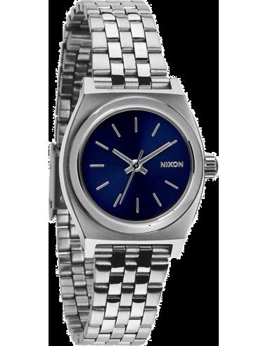 Chic Time | Montre Femme Nixon Time Teller A399-1933 Argent  | Prix : 99,00€