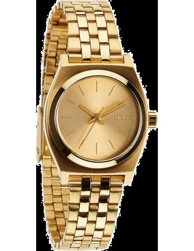 Chic Time   Montre Femme Nixon Time Teller A399-502 Or    Prix : 99,00€