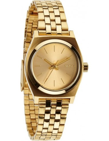 Chic Time | Montre Femme Nixon Time Teller A399-502 Or  | Prix : 99,00 €