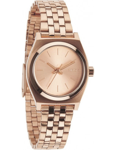 Chic Time | Montre Femme Nixon Time Teller A399-897 Or Rose  | Prix : 99,00€