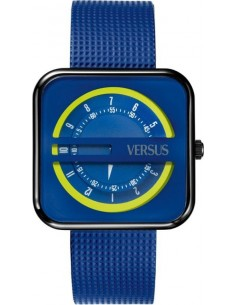 Chic Time | Montre Femme Versus by Versace SGH030013 Bleu  | Prix : 229,00€