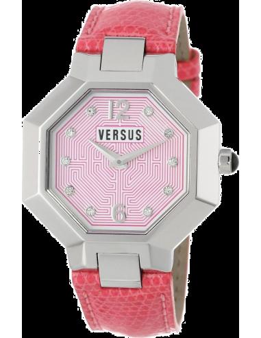 Chic Time   Montre Femme Versus by Versace AL16SBQ9011A111 Rouge    Prix : 239,00€