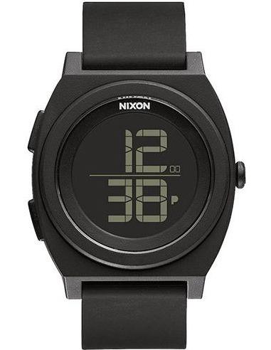 Chic Time | Montre Femme Nixon Time Teller A417-001 Noir  | Prix : 75,00€