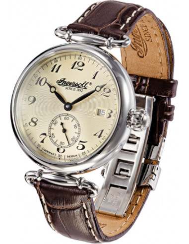Chic Time | Montre Femme Ingersoll Archive IN1313CR Marron  | Prix : 309,00 €