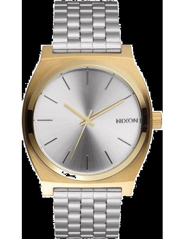 Chic Time | Montre Homme Nixon Time Teller A045-2062 Argent  | Prix : 99,00€