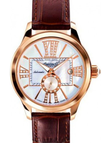 Chic Time   Montre Femme Ingersoll Archive IN5007RG Marron    Prix : 189,00€