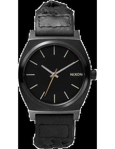 Chic Time | Montre Homme Nixon Time Teller A045-1928 Noir  | Prix : 99,00€