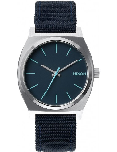 Chic Time | Montre Homme Nixon Time Teller A045-1985 Bleu  | Prix : 99,00€