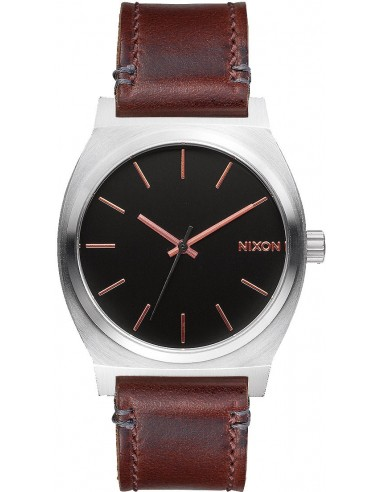 Chic Time | Montre Homme Nixon Time Teller A045-2066 Marron  | Prix : 99,00 €