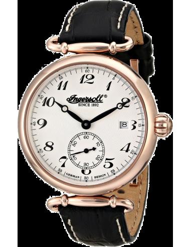 Chic Time | Montre Femme Ingersoll Archive IN1313RSL Noir  | Prix : 309,00€