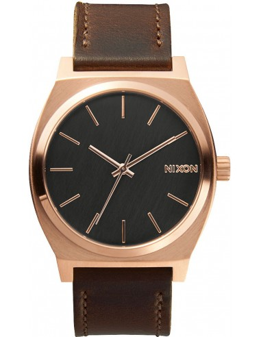 Chic Time | Montre Homme Nixon Time Teller A045-2001 Marron  | Prix : 99,00 €