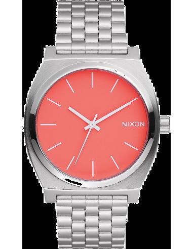 Chic Time | Montre Homme Nixon Time Teller A045-2054 Argent  | Prix : 99,00€