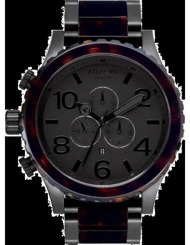 Chic Time | Montre Homme Nixon A083-1061 Marron  | Prix : 530,00€