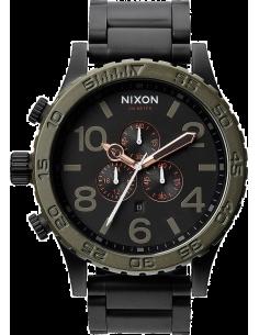 Chic Time | Montre Homme Nixon A083-1530 Noir  | Prix : 500,00€