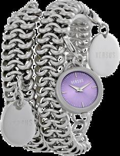 Chic Time | Montre Femme Versus by Versace 3C73800000 Argent  | Prix : 269,00€