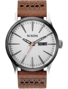 Chic Time | Montre Homme Nixon Sentry A105-1752 Marron  | Prix : 170,00 €