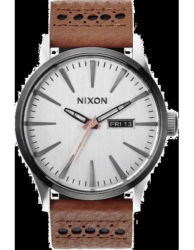 Chic Time | Montre Homme Nixon Sentry A105-1752 Marron  | Prix : 170,00€