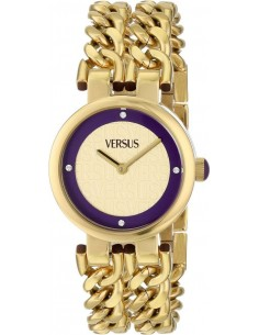 Chic Time | Montre Femme Versus by Versace SGR050013 Or  | Prix : 329,00 €