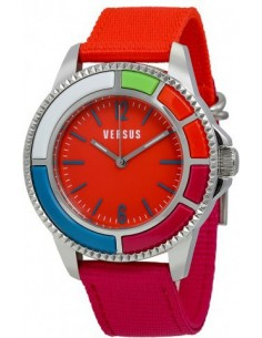 Chic Time | Montre Femme Versus by Versace Tokyo SGM130014 Orange  | Prix : 189,00€