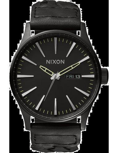 Chic Time | Montre Homme Nixon Sentry A105-1928 Noir  | Prix : 170,00€