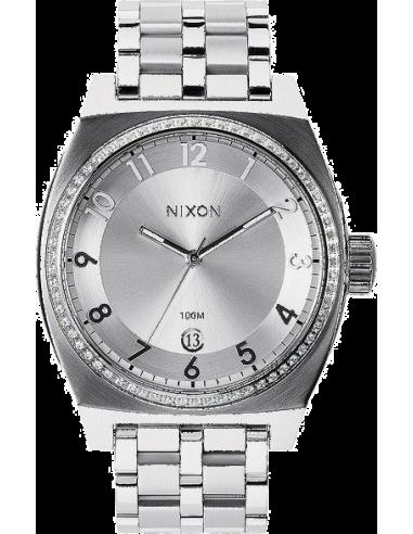 Chic Time | Montre Homme Nixon A325-1874 Argent  | Prix : 250,00€