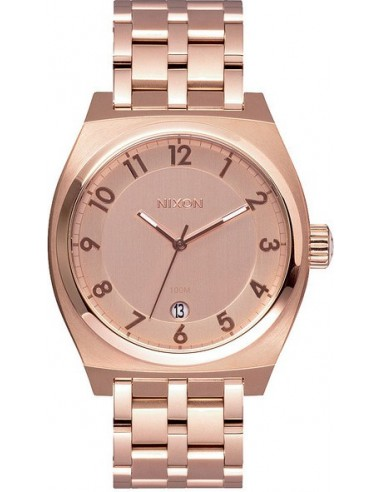Chic Time | Montre Homme Nixon A325-897 Or Rose  | Prix : 220,00 €