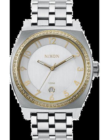 Chic Time | Montre Homme Nixon A325-1519 Argent  | Prix : 250,00€
