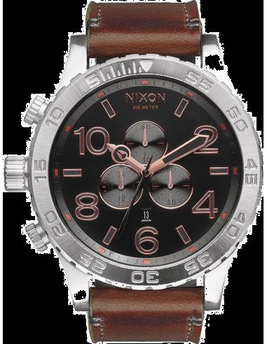 Chic Time | Montre Homme Nixon A124-2064 Marron  | Prix : 489,00€