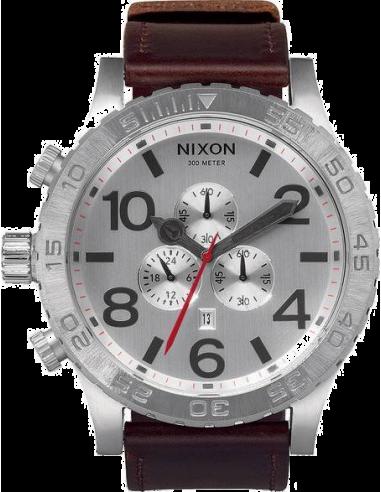 Chic Time | Montre Homme Nixon A124-1113 Marron  | Prix : 430,00€