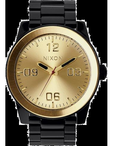 Chic Time | Montre Homme Nixon A346-010 Noir  | Prix : 200,00€