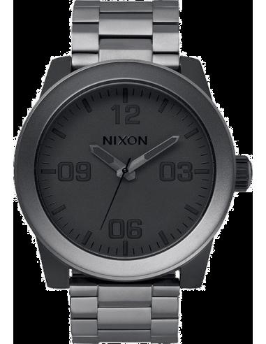 Chic Time | Montre Homme Nixon A346-1062 Gris  | Prix : 200,00€