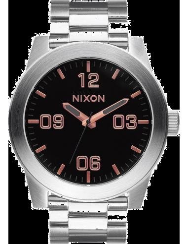 Chic Time   Montre Homme Nixon A346-2064 Argent    Prix : 180,00€
