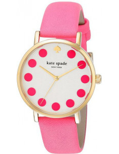 Chic Time | Montre Femme Kate Spade 1YRU0770 Rose  | Prix : 199,00€