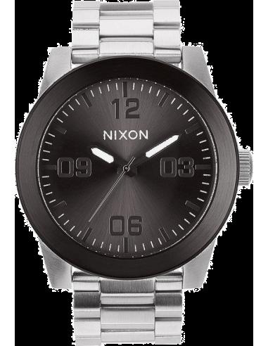 Chic Time | Montre Homme Nixon A346-1762 Argent  | Prix : 180,00€
