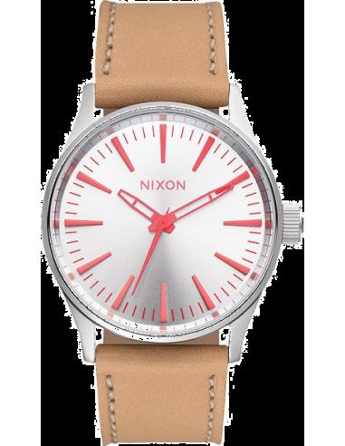 Chic Time | Montre Homme Nixon Sentry A377-2089 Beige  | Prix : 130,00€