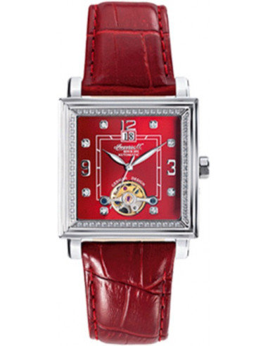 Chic Time | Montre Femme Ingersoll IN5010RD Rouge  | Prix : 449,00€