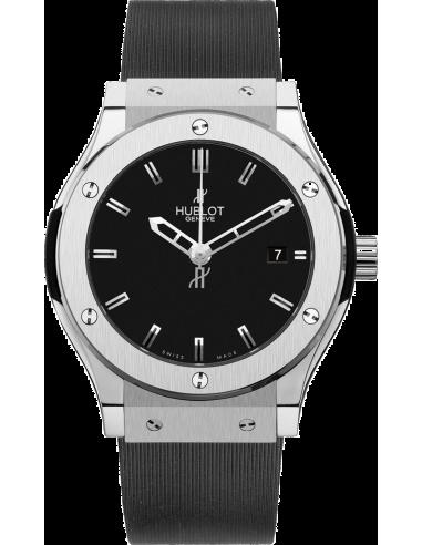 Chic Time   Montre Homme Hublot Classic Fusion 542.NX.1170.RX Noir    Prix : 6,100.00