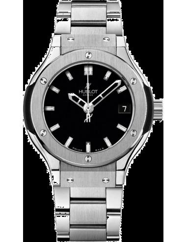 Chic Time | Montre Homme Hublot Classic Fusion 542.NX.1170.NX Argent  | Prix : 7,600.00